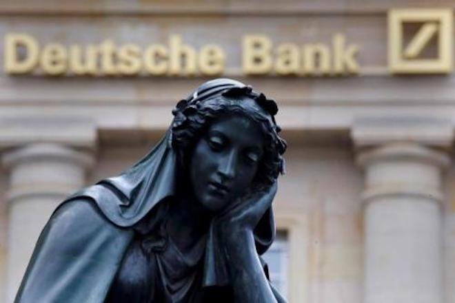 Ανησυχίες στη Deutsche Bank για τις εκροές κεφαλαίων