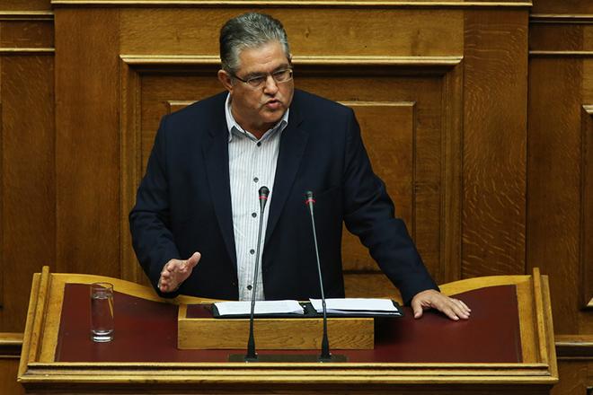 Κουτσούμπας: Η αρνητική ψήφος μας στο νέο αντιδραστικό πολυνομοσχέδιο είναι δεδομένη