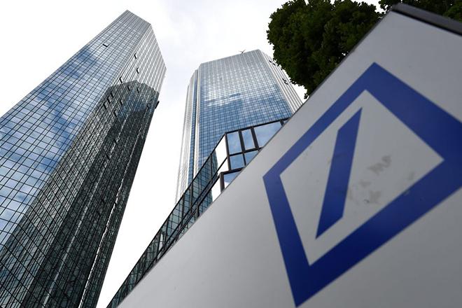 Ογδόντα στελέχη της Deutsche Bank στο στόχαστρο των αρχών για μεγάλη φορολογική απάτη