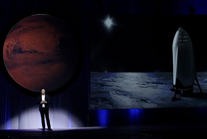 Ο δισεκατομμυριούχος που θέλει να ιδρύσει αποικία στον Άρη