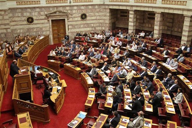 Σήμερα η πρώτη ψηφοφορία για τη Συνταγματική αναθεώρηση