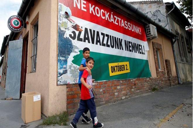 Ανησυχία για το δημοψήφισμα στην Ουγγαρία – Έντονες συστάσεις από Σουλτς