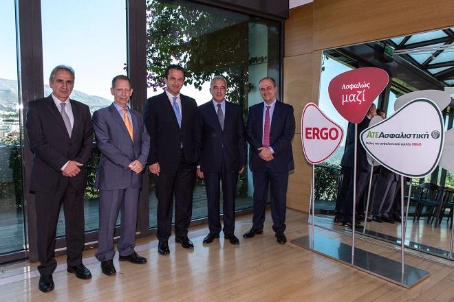 Τα σχέδια της ERGO μετά την απόκτηση της ATE Ασφαλιστική