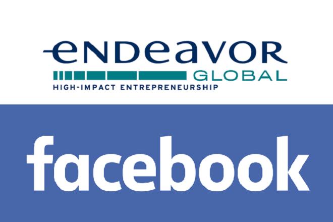 Στρατηγική συνεργασία της Endeavor με το Facebook