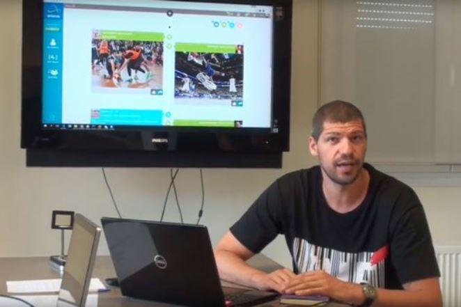 Από το παρκέ στις startups: O Λάζαρος Παπαδόπουλος μας συστήνει το athlenda
