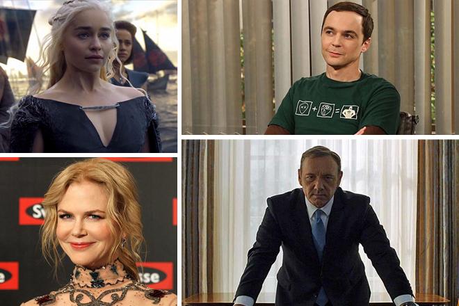 Οι υπέρογκες αποδοχές των τηλεοπτικών αστέρων στις ΗΠΑ