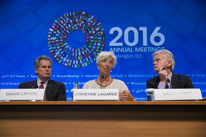 Αυτή είναι η μεγαλύτερη απειλή της οικονομίας για ΔΝΤ και Παγκόσμια Τράπεζα