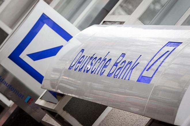 Μεγαλύτερες του αναμενόμενου ζημιές κατέγραψε η Deutsche Bank το 2019