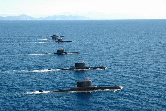 Και τουρκικά υποβρύχια στο Αιγαίο. Τα επικίνδυνα παιχνίδια που καταγγέλλει η Αθήνα στο ΝΑΤΟ