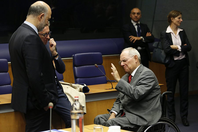Τελευταία διορία Σόιμπλε στην Ελλάδα για τις αποκρατικοποιήσεις