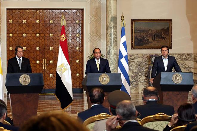 Ο απολογισμός της Συνόδου Αιγύπτου – Ελλάδας – Κύπρου