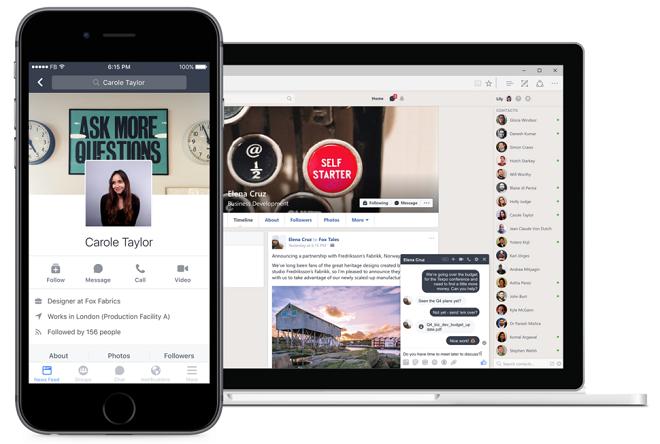 Facebook Workplace: Όλα όσα πρέπει να ξέρετε για το εργαλείο που υπόσχεται να αντικαταστήσειτα email