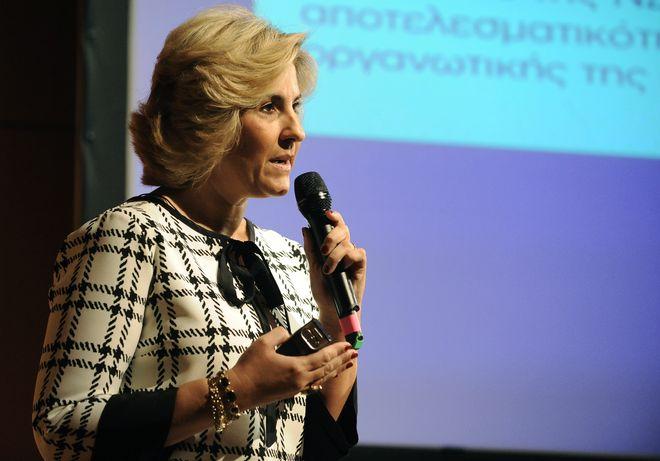 Ρεβέκκα Πιτσίκα: Θέλουμε τα καλύτερα και ικανότερα ταλέντα στη ΝΔ