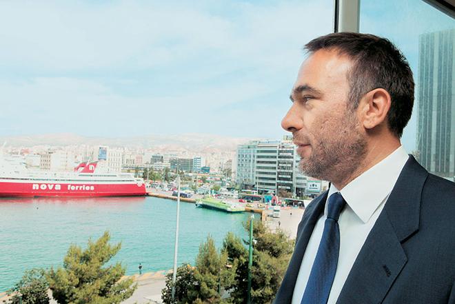 Πέτρος Κόκκαλης στο Fortune: Έτσι θα ανθίσει η «γαλάζια οικονομία» στον Πειραιά
