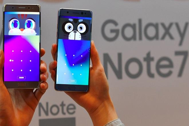 Tρεις εναλλακτικές συσκευές που μπορούν να αγοράσουν οι fans του Galaxy Note 7