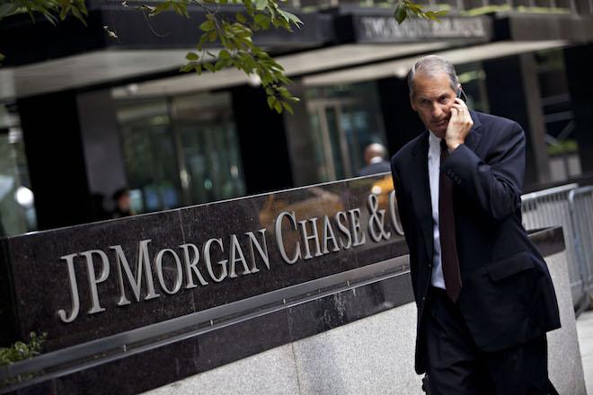 JPMorgan: Mείωση 7,6% στα τριμηνιαία κέρδη