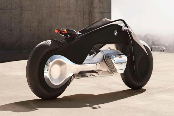 Motorrad Vision next 100 από την BMW: Καλωσήλθατε στο μέλλον (εικόνες και βίντεο)