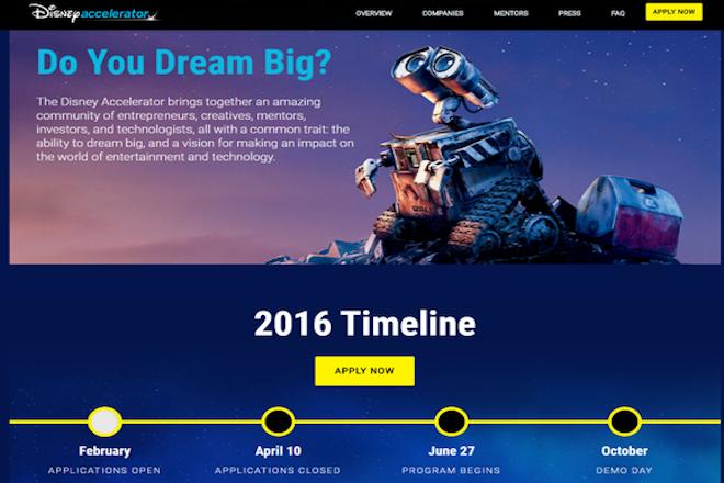 Disney: Εκκολάπτει τις ιδέες που θα αλλάξουν τον κόσμο της ψυχαγωγίας