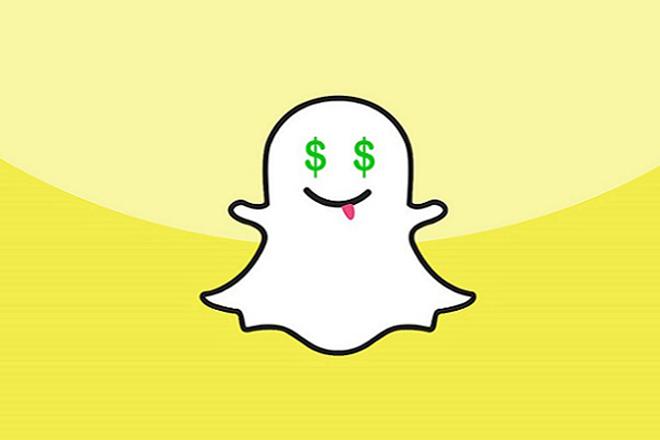 Θεαματική άνοδος για το Snapchat: Στα 24 δολάρια, 41% πάνω από την τιμή εισαγωγής στη Wall Street