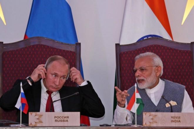 Μεγάλη στρατιωτική συνεργασία Ρωσίας – Ινδίας