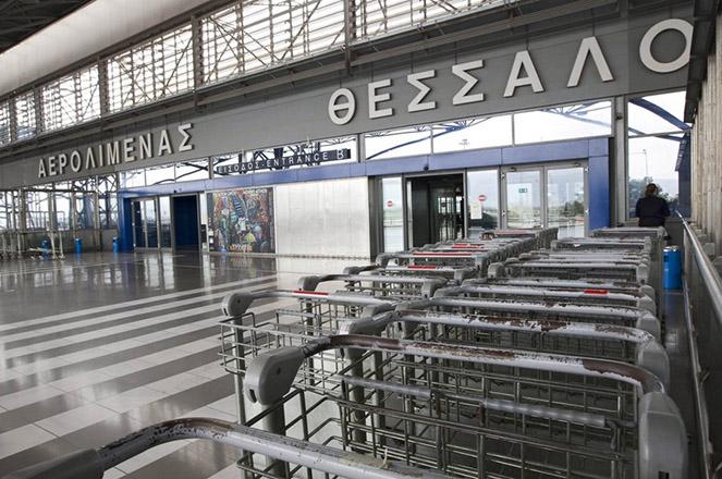 Δόθηκε λύση στο ζήτημα του αεροδρομίου Μακεδονία