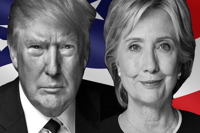 Αμερικανικές Εκλογές 2016: Λάσπη και σκάνδαλα μεγατόνων