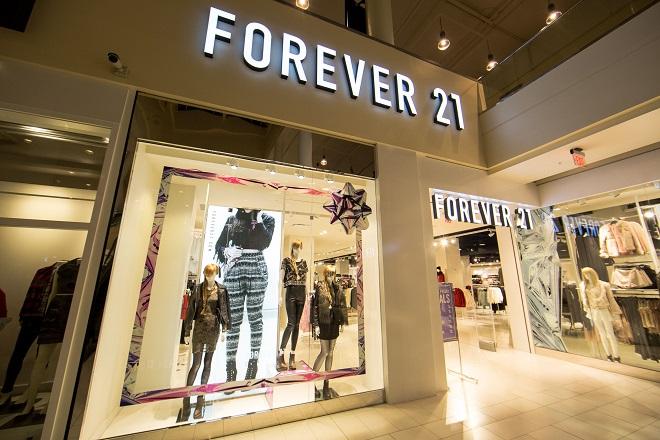 Είσοδο στην ελληνική αγορά κάνει η Forever 21