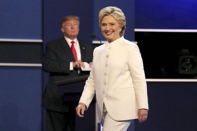 Ο Τραμπ έκανε την καλύτερη εμφάνισή του αλλά κανένας δεν ασχολείται πλέον