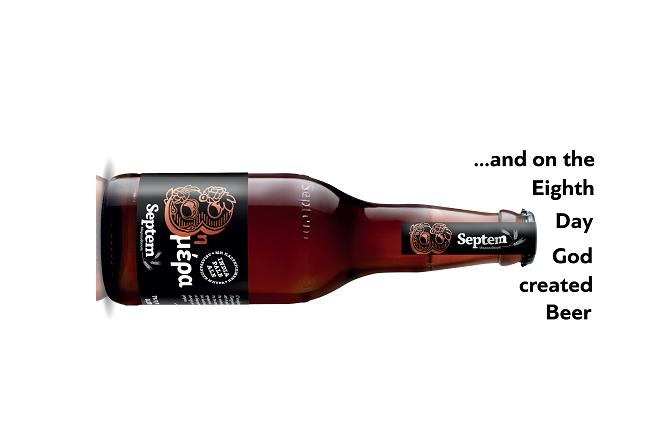Septem: Η μπύρα που σαρώνει στο εξωτερικό έχει ελληνική υπογραφή