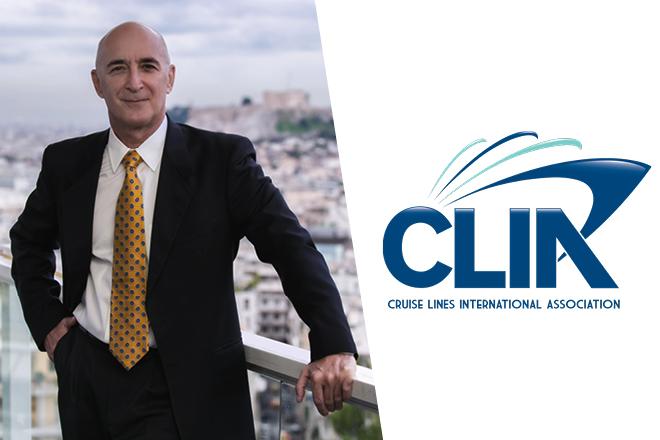 Ο Κυριάκος Αναστασιάδη στο «τιμόνι» της CLIA Ευρώπης