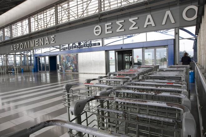 Ακυρώσεις πτήσεων στο αεροδρόμιο «Μακεδονία» λόγω ομίχλης