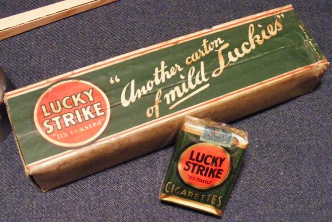 Η Lucky Strike δίνει 47 δισ. δολάρια για να εξαγοράσει την Camel