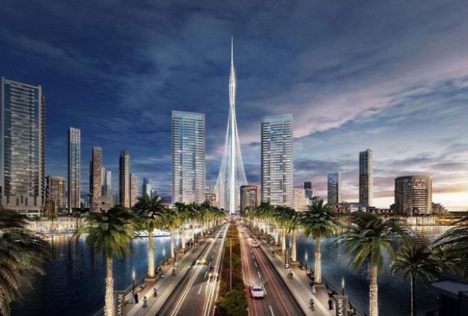 Το Ντουμπάι χτίζει τον πιο ψηλό ουρανοξύστη στον κόσμο