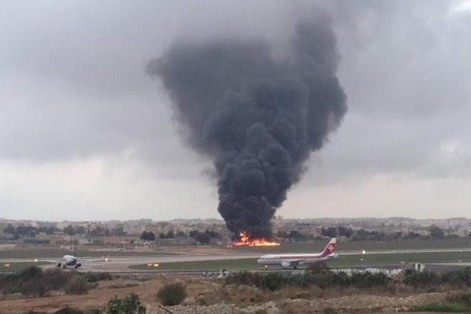 Συνετρίβη αεροσκάφος που μετέφερε αξιωματούχους της Frontex- Τουλάχιστον 5 νεκροί