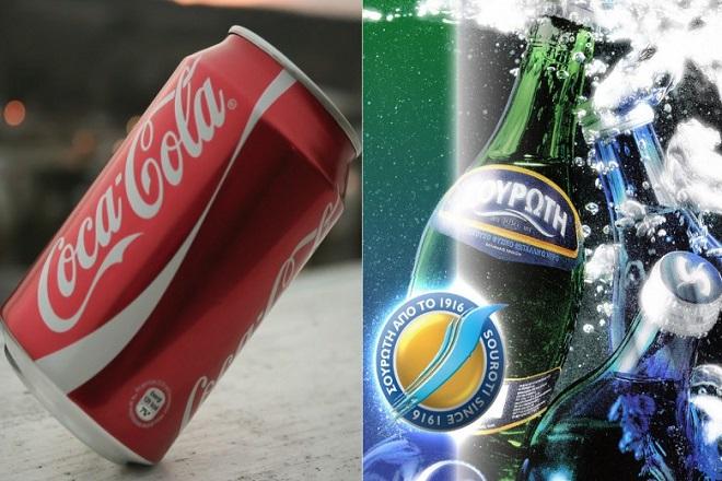 Coca-Cola HBC: Στενό «μαρκάρισμα» σε Σουρωτή