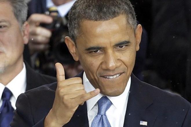 Ο Ομπάμα «οπλίζεται» με χιούμορ κατά του Τραμπ