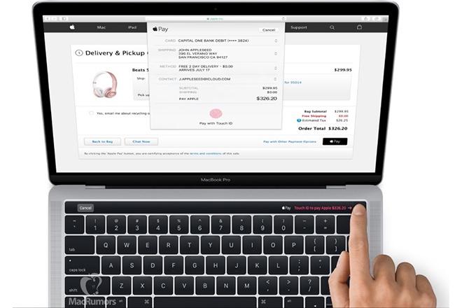 Η Apple αποκάλυψε κατά λάθος το μεγάλο μυστικό του νέου MacBook Pro