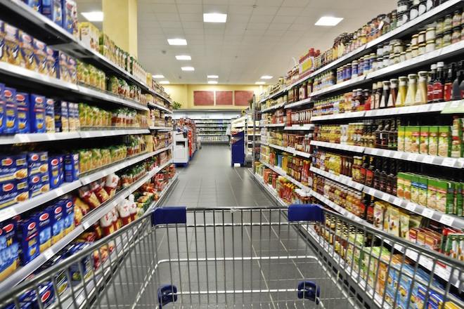 Σημαντικές απώλειες στις πωλήσεις των σούπερ μάρκετ