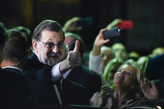 Ισπανία: O Μαριάνο Ραχόι ορκίστηκε πρωθυπουργός