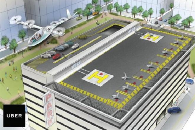 Θα βάλει στην άκρη τα αμάξια η Uber για να φέρει ιπτάμενα οχήματα;