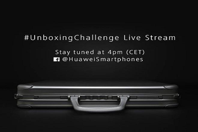 Δείτε ζωντανά τη παρουσίαση του νέου τηλεφώνου της Huawei