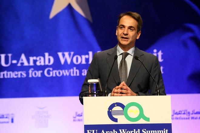 Μητσοτάκης: Η Ελλάδα προσφέρει σημαντικές επενδυτικές ευκαιρίες