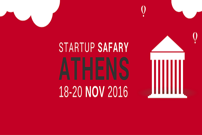 Οι γυναίκες καταλαμβάνουν το φετινό Startup Safary Athens