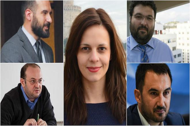 Τα νέα πρόσωπα του ανασχηματισμού – Ποιοί είναι οι Τζανακόπουλος 01bf86b6bd8