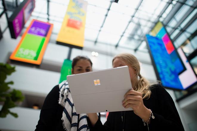 Πώς η Microsoft θέλει να αλλάξει τον τρόπο που εργάζεστε