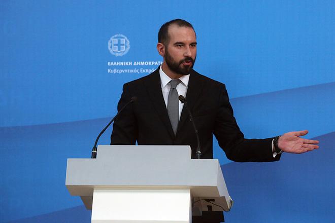 Τζανακόπουλος: Με το μέρισμα αποκαθιστούμε τις αδικίες της λιτότητας στα χρόνια της κρίσης
