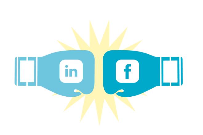 Το Facebook «απειλεί» το LinkedIn με τη νέα του λειτουργία για εύρεση εργασίας