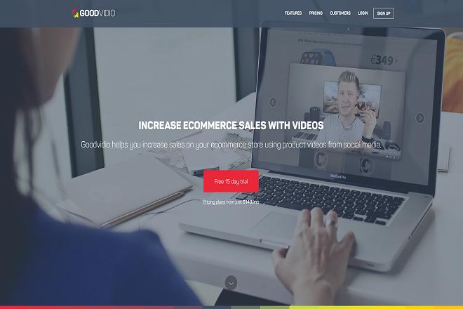 goodvidio-homepage