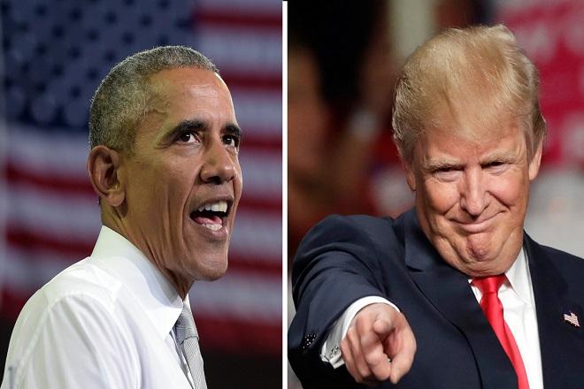 Τι είπαν στο τηλέφωνο Ομπάμα – Τραμπ μετά την ολοκλήρωση της εκλογικής διαδικασίας