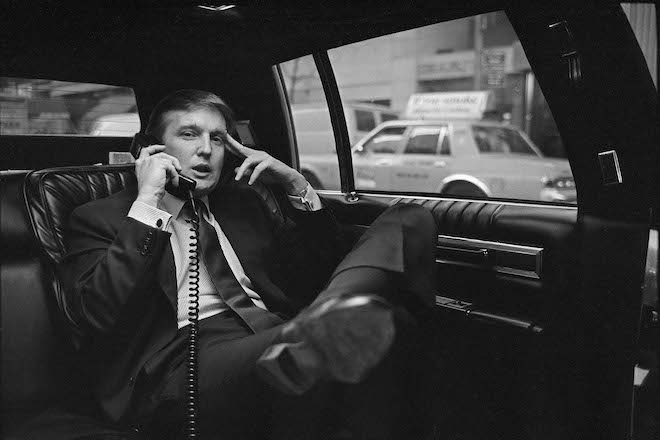 Happy birthday Mr. President: Το άλμπουμ της ζωής του Τραμπ που σήμερα γίνεται 71 ετών